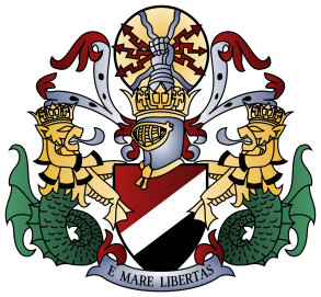 Sealand coat of arms