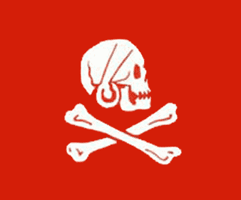 John Avery pirate flag