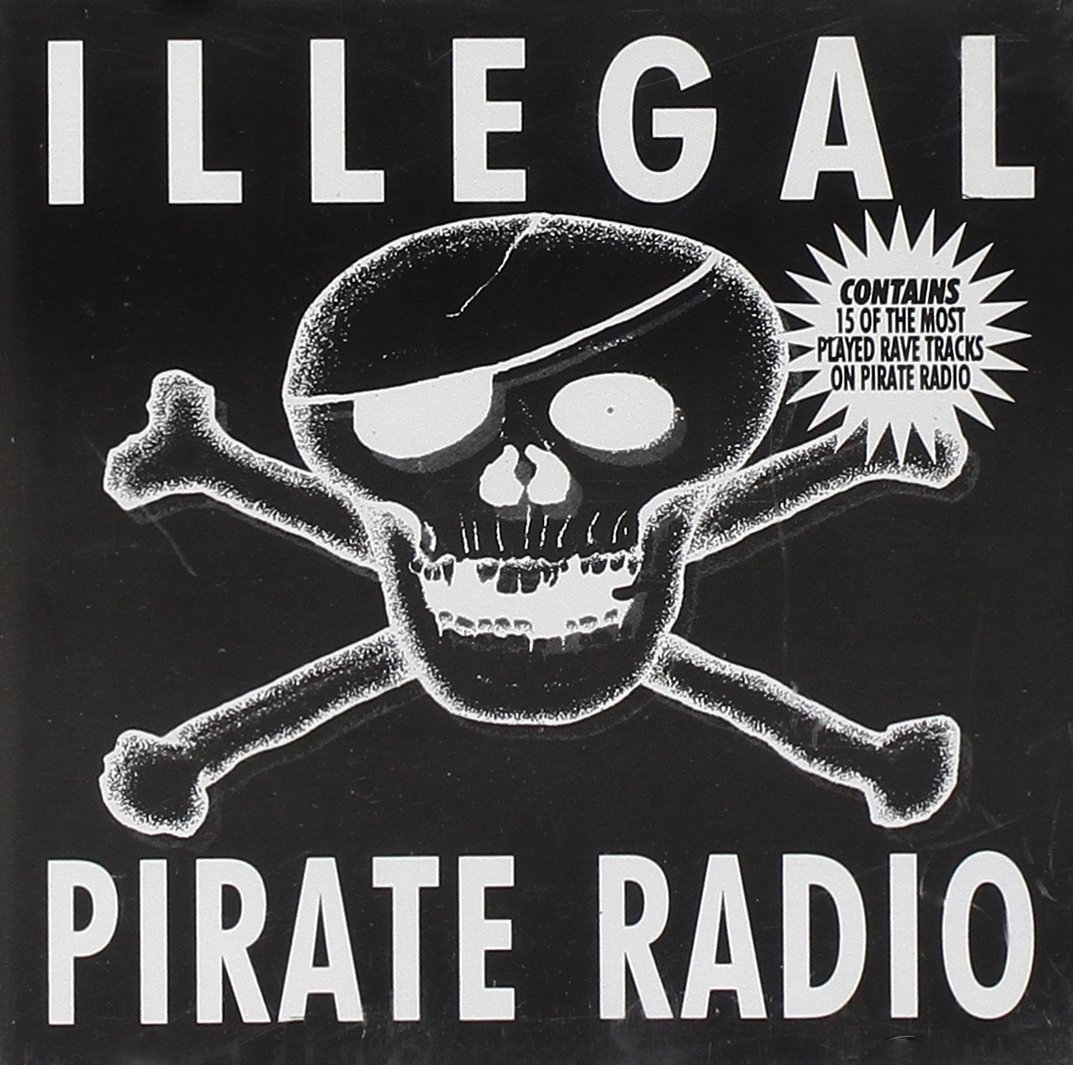Pirate Flags We Enjoy: Part II – RADIO KONTON 90 5 FM