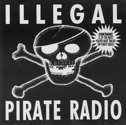Illega Pirate Radio - Strictly Underground Records