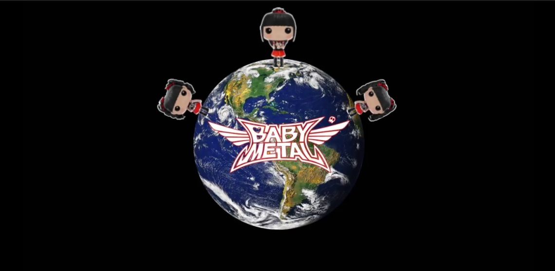 BABYMETAL WONDERFUL JOURNEY