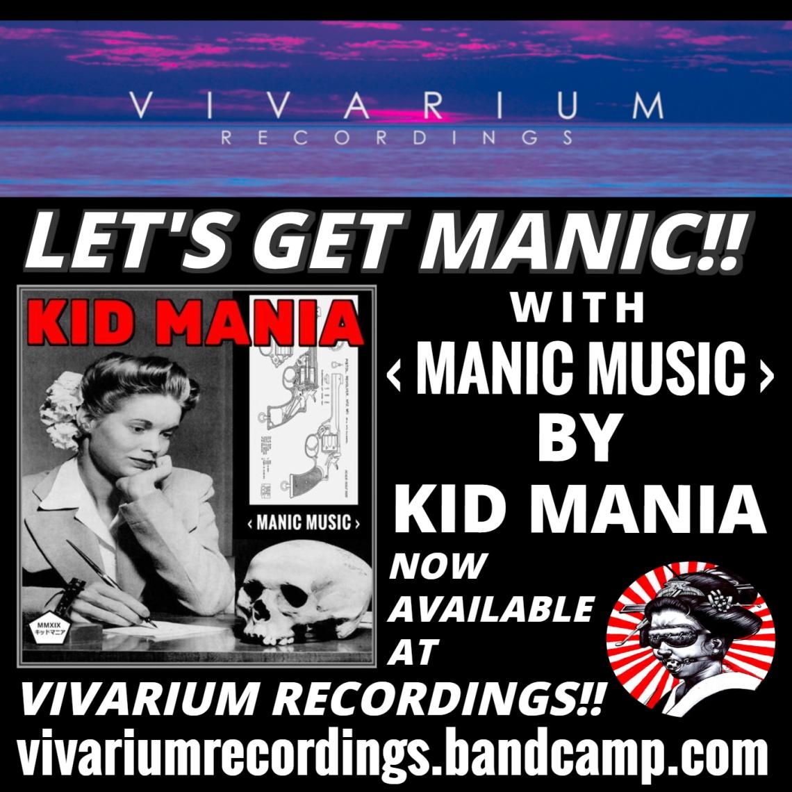 MANIC MUSIC [VIVARIUM PROMO]