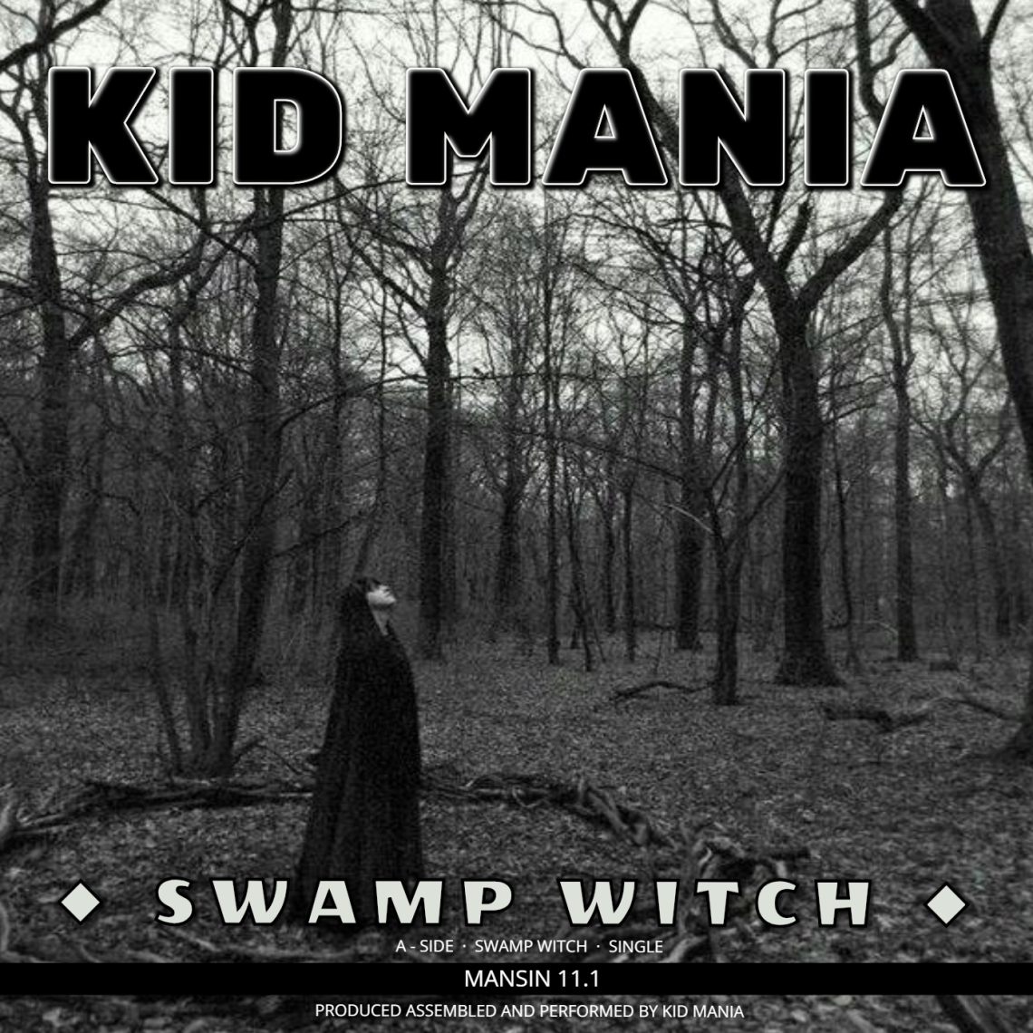 SWAMP WITCH (p)